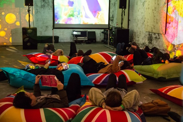 Pzyk Cinema at Liverpool International Festival of Psychedelia