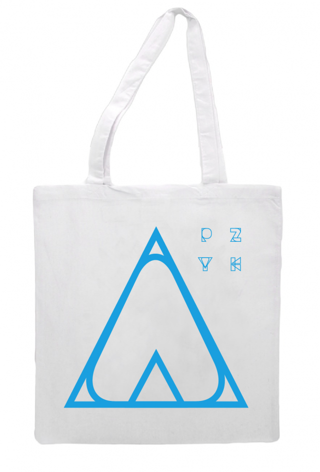 PZYK 2016 Record Bag (white)
